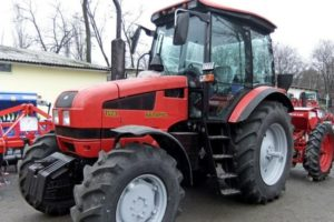 Обзор и технические характеристики трактора МТЗ-1523