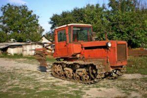 Обзор трактора ДТ-75 и его модификаций
