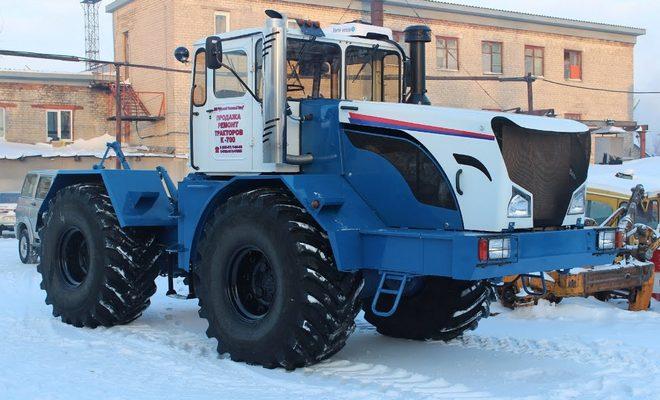 Тюнинг трактора