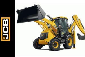 Обзор основных модификаций тракторов JCB