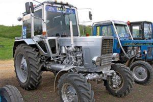 Как сделать тюнинг трактора МТЗ своими руками