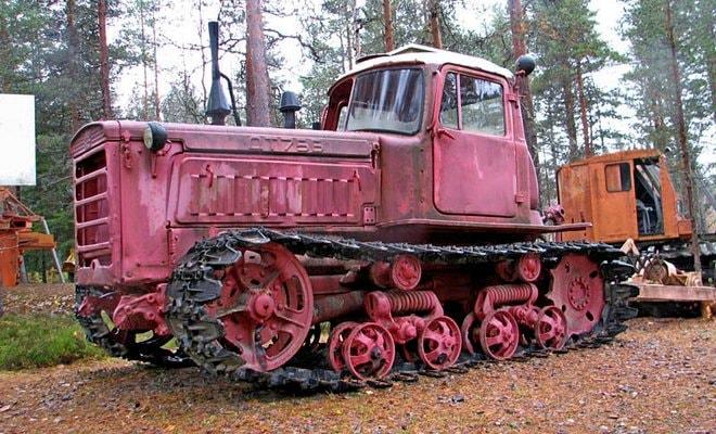 ВТЗ-75