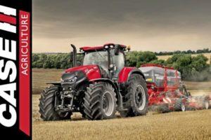 Модельный ряд самых востребованных сельскохозяйственных тракторов Кейс