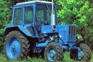 Обзор характеристик белорусского трактора МТЗ-100