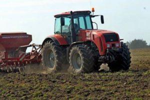 Обзор мощного трактора МТЗ Беларус-3022 и его модификаций