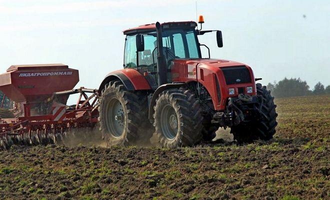 Белорусский трактор