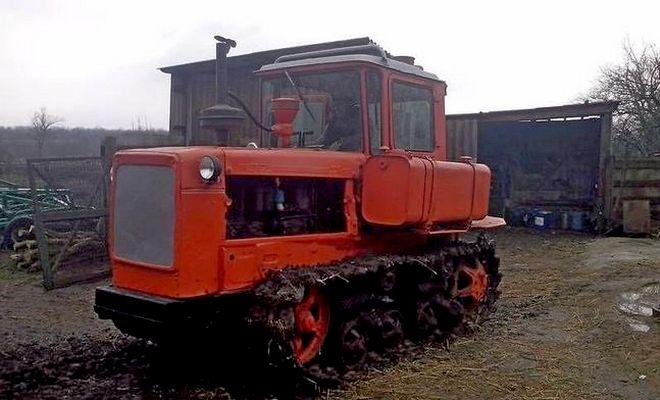 БУ трактор