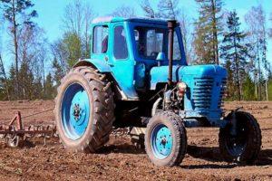 Обзор характеристик советского трактора Беларусь МТЗ-52 и его модификаций