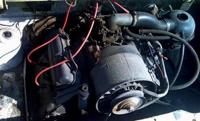 Двигатель ЛУАЗ