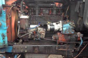 Как выставить зажигание на тракторе МТЗ-82 своими руками