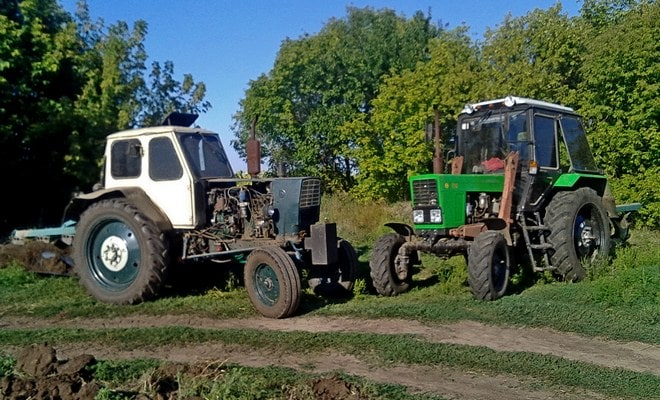 Лучшие модели тракторов