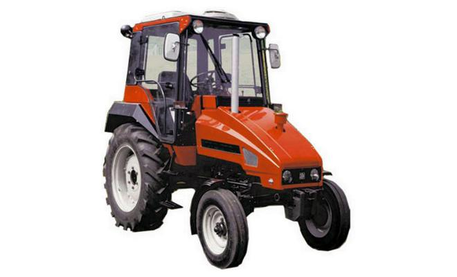 Маневренный трактор