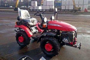 Почему покупают малогабаритный трактор МТЗ-152 Беларус