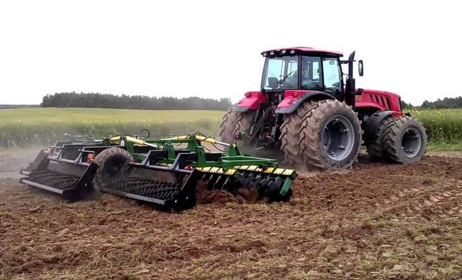 Модель 3022 в поле