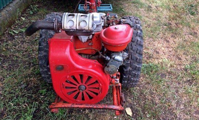 Мотор 05 модели