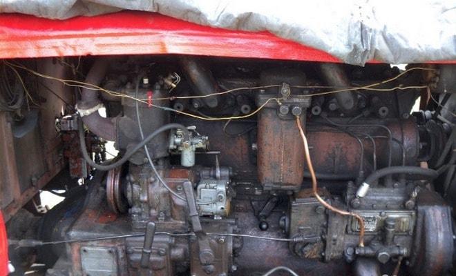 Мотор Д-54