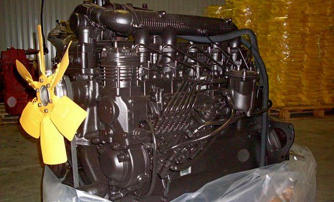 Мотор на МТЗ 80 82