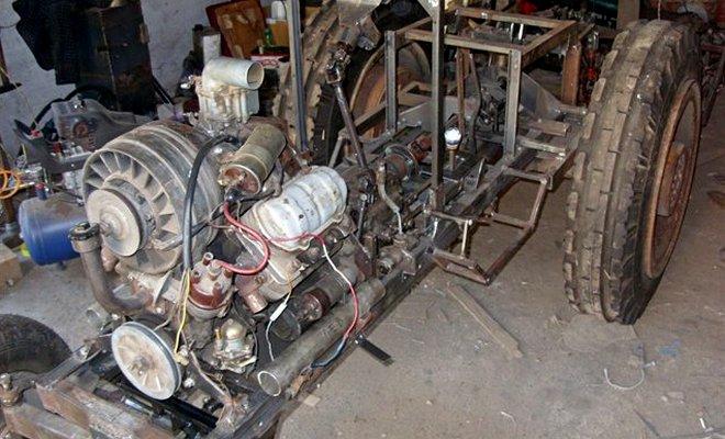 Мотор запорожца