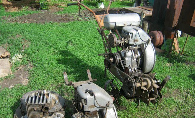 Мотор ЗиД