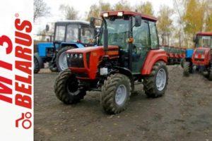 Обзор трактора МТЗ-622 и близких по характеристикам аналогов