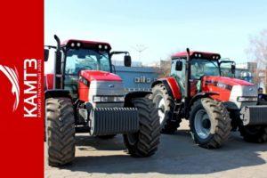 Характеристики лучших моделей сельскохозяйственных тракторов КамАЗ