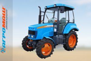 Лучшие трактора модельного ряда Агромаш