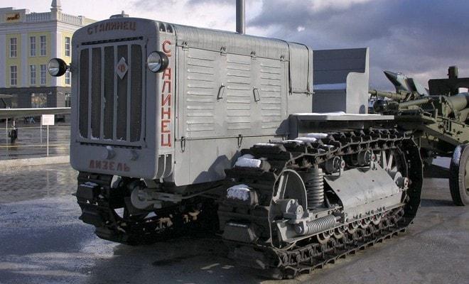 С-65 Сталинец
