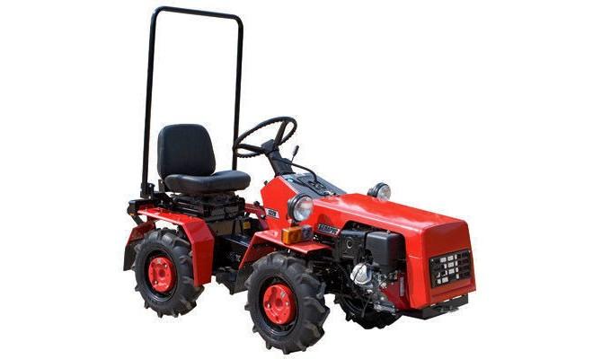Трактор 132Н