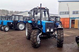 Основные недостатки и технические характеристики трактора МТЗ-1025 Беларус
