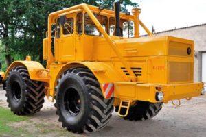 Особенности характеристик трактора Кировец К-701