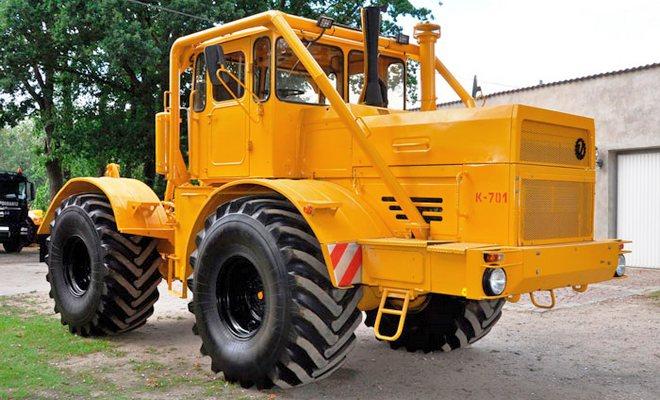Трактор Кировского завода