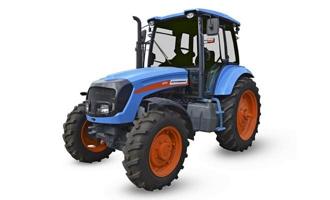 Трактор мощный