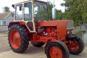 Подробный обзор универсального трактора ЮМЗ