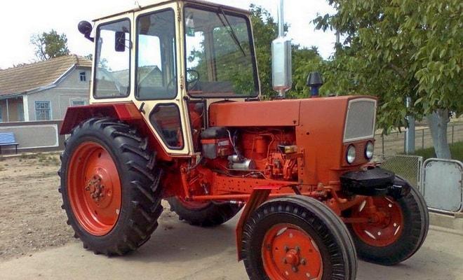 Трактор Южмаш