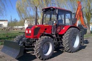 Обзор универсального трактора Беларус МТЗ-92П и его модификаций
