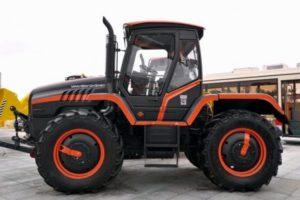 Обзор характеристик многофункционального трактора Уралвагонзавода РТ-М-160