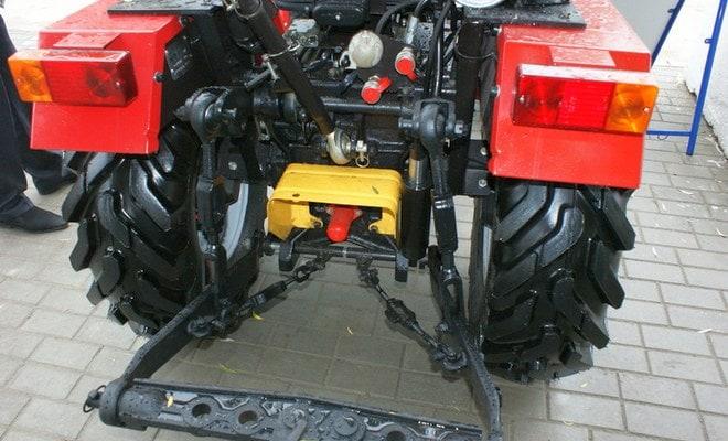 Вал навесного оборудования