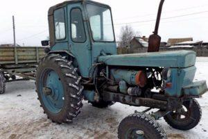 Технические характеристики и достоинства трактора Владимирец Т-28