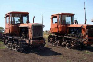 Самый популярный советский трактор ДТ-14 и другие дизельные модели