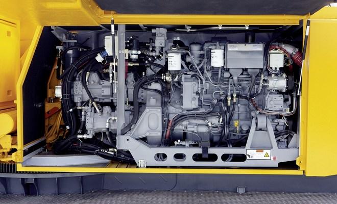 Двигатель Либхер