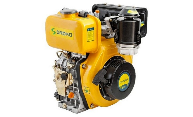 Двигатель Садко
