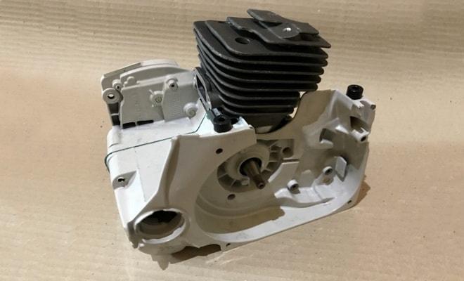 Двигатель цепной пилы