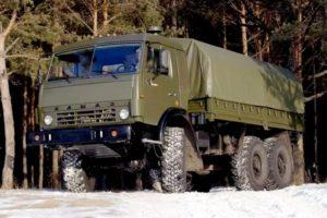Характеристики и особенности эксплуатации грузовика КамАЗ-43114