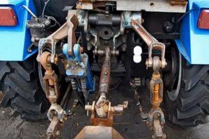 Какие навески и оборудование на минитрактор можно изготовить своими руками
