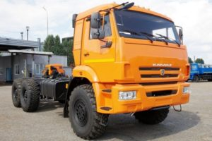 Особенности популярной модели КамАЗ-43118 и ее основных модификаций