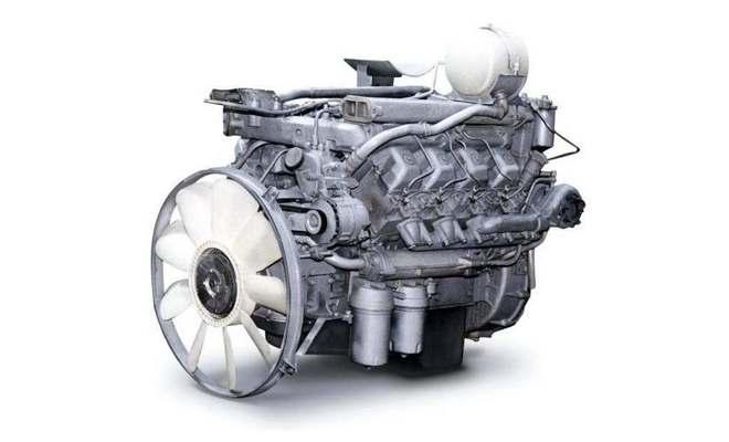 Мотор 740.30