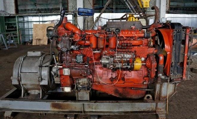 Мотор A-01 ME