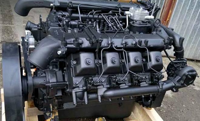 Мотор КамАЗ-740.31