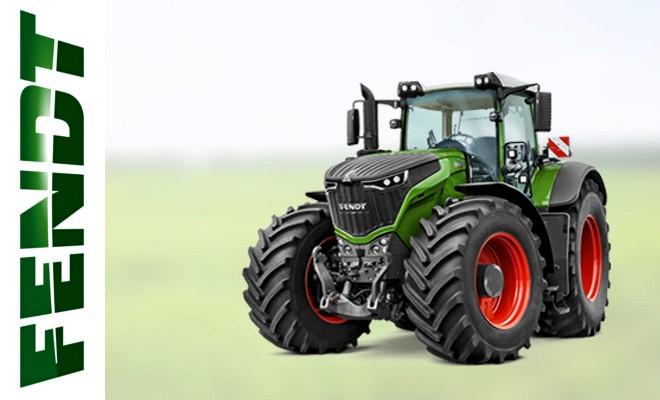 Немецкий трактор