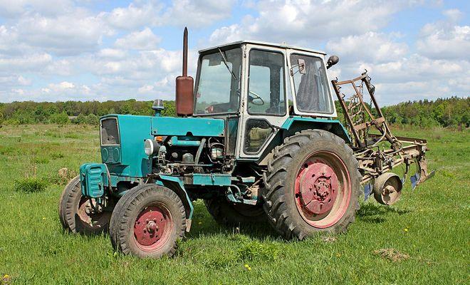 Трактор Южмаш 6